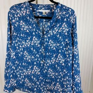 LC Lauren Conrad Long sleeve Blouse
